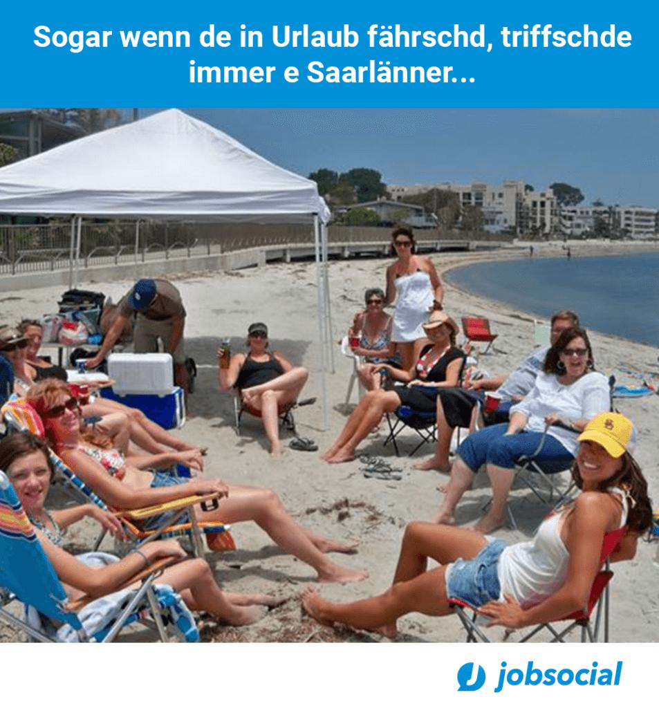 Urlaub als Saarländer