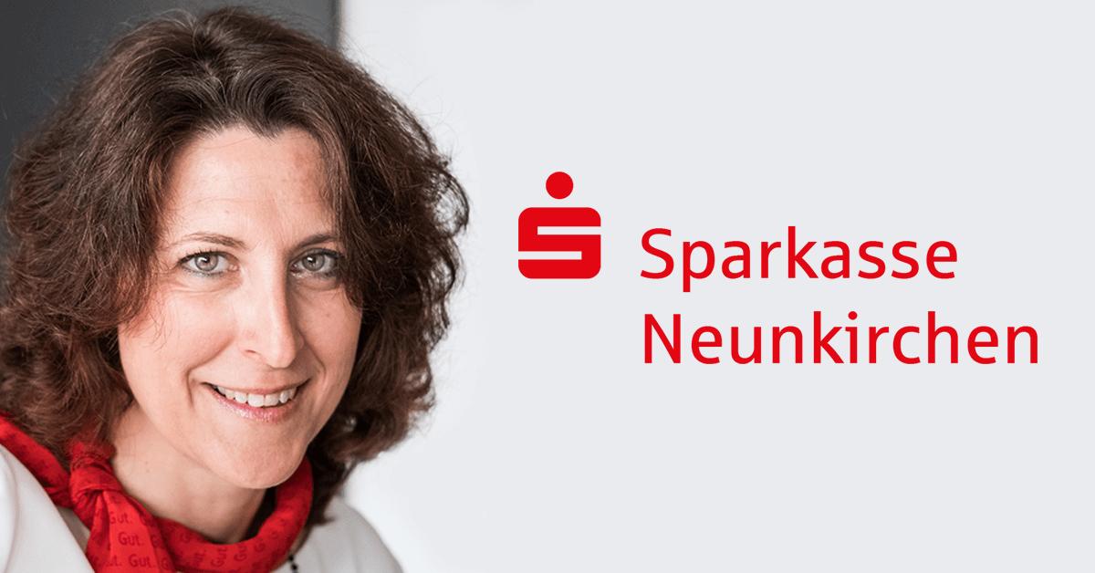 Kundenemeinung zu Jobsocial: Cornelia Collet - Sparkasse Neunkirchen