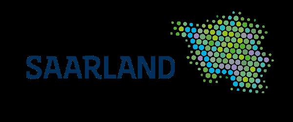 Saarland Logo bunt