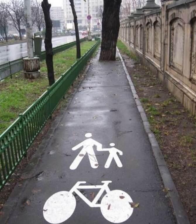 not-my-job-fahrradweg