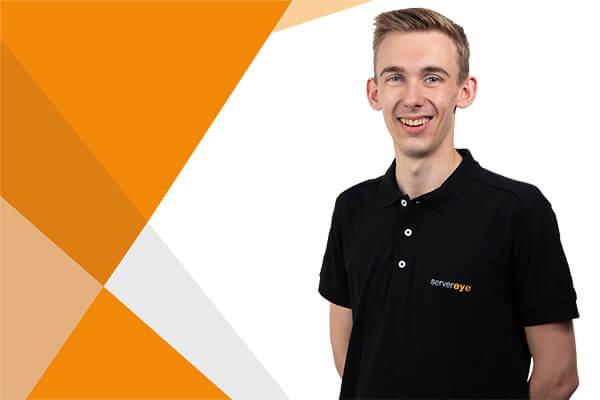 Server-Eye Werkstudent im Bereich Entwicklung