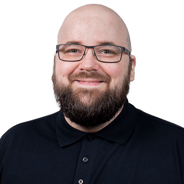 Server-Eye Mitarbeiter Tobias Weber