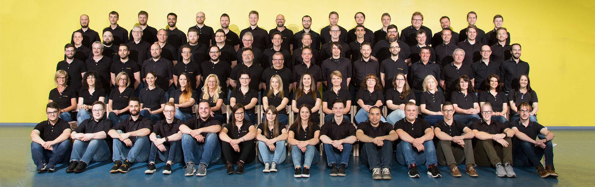 Teamfoto Krämer IT